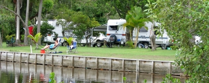 Perfect Matilda  Maroochy Caravan Hire
