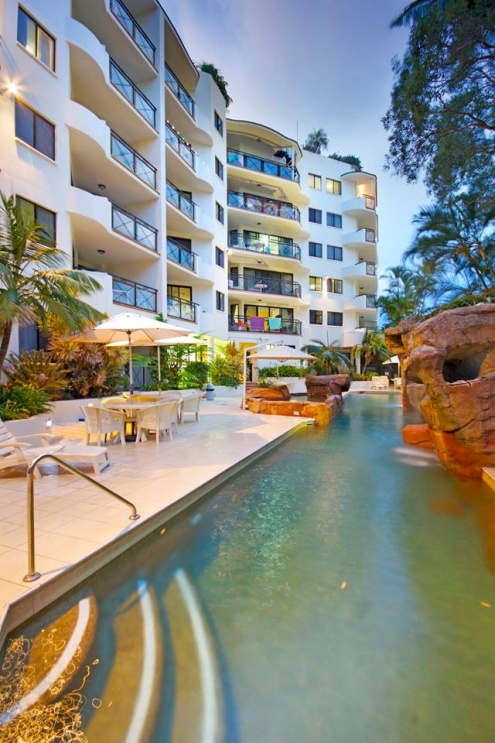 Welcome to Caribbean Resort Mooloolaba