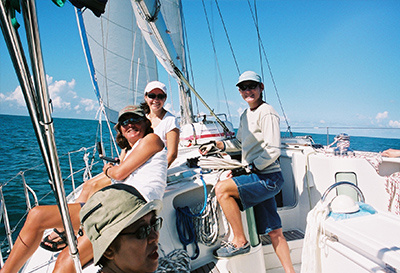 Discover Sailing Experience!