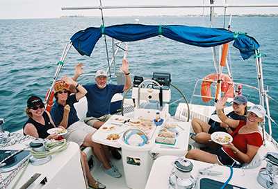 Whitsunday Skippered Charter